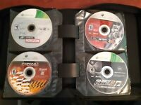 Xbox 360 Games Lot Bundle 53 Games Forza Halo Grand theft auto  FREE SHIPPING
