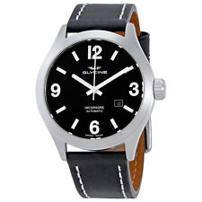 Glycine Incursore Automatic Black Dial Mens Watch GL0045