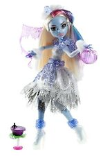 MONSTER HIGH ABBEY BOMINABLE Mega Monster Party/Ghouls Rule raramente OVP y0366