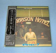 THE DOORS MORRISON HOTEL Japon MINI LP CD Brand New & STILL SEALED