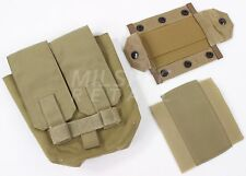 Eagle Industries 200 Round SAW Ammo Pouch Old Gen Khaki Tan 2007 SEAL DEVGRU NSW