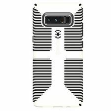 Speck Candyshell Grip Case for Samsung Galaxy Note 8 White Black
