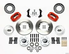 """Dodge Charger,Challenger,Wilwood Dynalite Front Brake Kit,11""""X.81"""" Rotors ~"""