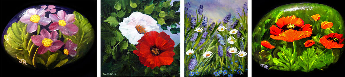 Judith Rowe Countryside Paintings