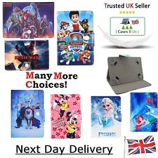 Disney Cartoon Kids Stand Cover Case For Lenovo Tab M8 M10 P10 E7 E8 E10 Tablet