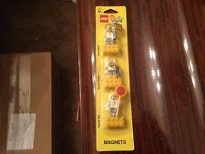 Lego Spongebob Squarepants Space Minifigure Magnet set 4553060