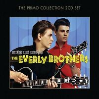 THE EVERLY BROTHERS - ESSENTIAL EARLY RECORDINGS 2 CD NEW