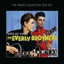 THE EVERLY BROTHERS - ESSENTIAL EARLY RECORDINGS 2 CD NEW+