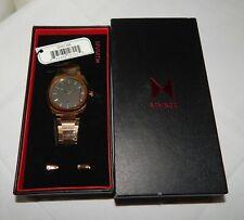 MVMT Odyssey ISO 40mm Bronze Stainless Steel Men's Watch NEW SH01-BR
