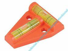 Mini nivel de superficie 2 burbujas Fabricado plástico 60 x 45 mm 250450 to