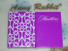 Hustlers Purple Playing Card Daniel Madison LIMITED Ellusionist T11 S10322402466