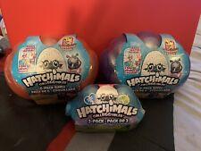 3X Hatchimals CollEGGtibles -2 Walmart Exclusive 6 pack shell & 1 Season 2...