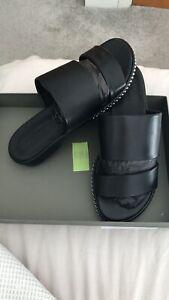 all saints leather Sandal New With Box . Uk5 Eu38