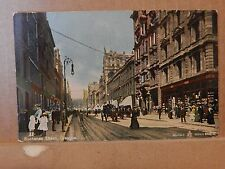 Postcard Buchanan Street Glasgow unposted   RA1