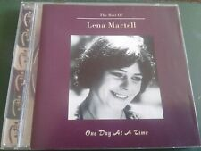 The best of Lena Marvell one day at a time CD freepost very good condition #