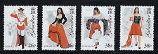 Gibralter -  Beautiful 1998 MNH Set  Costumes......Q82L.......P 8328