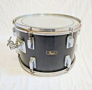 """Vintage Pearl 1970's 13"""" x 9"""" Tom Tom - Made in Japan *USED*"""