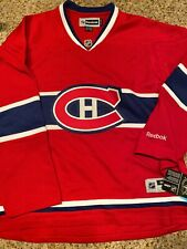 New W/tags Reebok Womens Premier Montreal Canadiens Jersey Cl