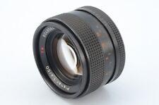 CONTAX PLANAR 50mm f/1.4 AEJ Very Good Condition #102594