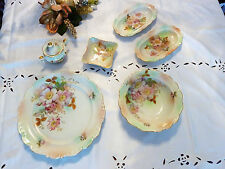 A STEAL:)SCHUMANN ARZBERG GERMANY WILD ROSE BAVARIA LOT OF SERVING DISHES