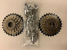 Shimano MF-TZ500 Freewheel 6 or 7 Speed or Chain