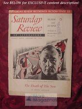 Saturday Review January 28 1950 JOYCE CARY LEADBELLY FREDERIC RAMSEY CARL CARMER