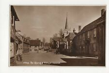 Church & Village Lacock 1958 RP Postcard 197a