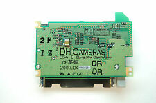 Nikon D300 CF Compact Flash Memory Card Reader Board Replacement Part A0117