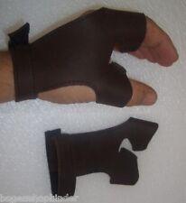 Bogenhandschuh NEUDORF Leder XL  LINKE HAND hält d Bogen Bogensport Traditionell