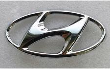 Genuine 86300 2V000 Front Hood H Logo Emblem for 2011 2016 Hyundai Veloster
