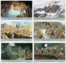 Chromo Liebig Sang. 1690 ITA Leggende di Grotte Italiane ANNO 1958