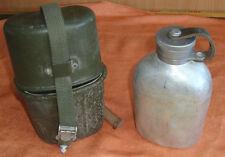 1 Original Bundeswehr Feldflasche Alu Trinkflasche Wasserflasche  1892