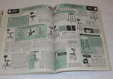 VINTAGE 1971 ALVIN CATALOG! DRAFTING SUPPLIES/SLIDE RULES/STOOLS/PENS/PENCILS!++