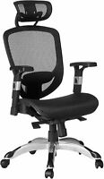 Staples Hyken Technical Mesh Task Chair (Black, Sold as 1 Each) - FAST DELIVERY