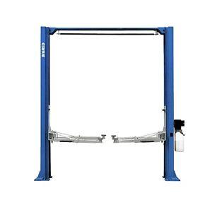 Car Hoist Two Post 4.5Ton Clear Floor Workahop Home garage Lift QJY245DS