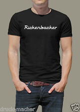 T-shirt Rickenbacker-talla S-XXXL-kultig Beatles