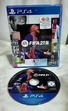 FIFA 21 Videospiel für Sony Playstation 4