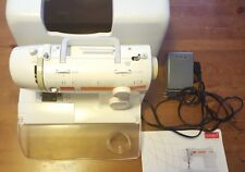Pfaff Smart 100s Sewing Machine (Original Box, Owner's Manual and Cover)