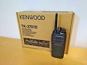 Kenwood ProTalk TK-3701 Digital PMR446 License Free Two-Way Radio (WalkieTalkie)
