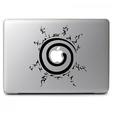 "Naruto Five seal Symbol Decal Sticker for Apple Macbook Pro & Air 13"" 15"" 17"""