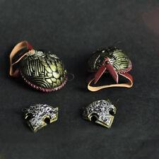 "CMTOYS 1/6 God of War Rome Gladiator Gold Armor Pauldrons For 12"" Figure Body"