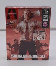 Shaun Of The Dead - EverythingBlu Blupack 4K Bluray Steelbook BRAND NEW & SEALED