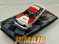 RMIT43F 1/43 IXO Rally Mounted Carlo 1991: Toyota Celica GT-4 C.Sainz #2