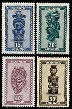 Belgium Colony RUANDA URUNDI ( Now RWANDA and BURUNDI )1947 Old mint stamps