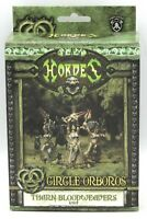 Hordes PIP72039 Tharn Bloodweavers Unit (Circle Orboros) Female Infantry Cultist