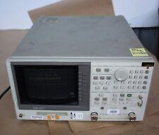 Agilent HP Hewlett Packard 8753D Network Analyzer 30kHz- 6GHz OPT 002006010 1D5