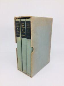 Captain Horatio Hornblower Slipcase Box Set Of 3 Books 1939 CS Forester