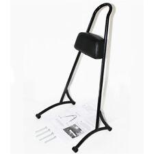 """Passenger Backrest 20"""" Tall Sissy Bar Fit Harley 04-17 Sportster 48 XL 883 1200"""