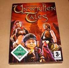 PC Game Spiel - The Book of Unwritten Tales - Deutsch komplett guter Zustand