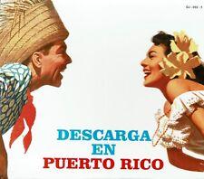 Descarga  en Puerto Rico  Joe Quijano,Riardo Ray y Otros BRAND  NEW SEALED  CD
